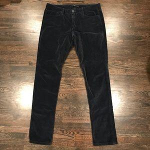 Joes the Chelsea velvet slim skinny pants